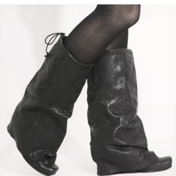 Irregular Choice Its A Wrap Boots